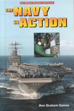 The navy in action cover image