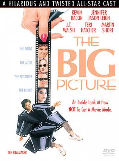 The big picture cover image