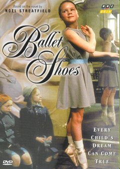 Ballet shoes cover image