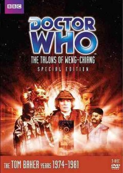 Doctor Who. Story 91, The talons of Weng-Chiang cover image