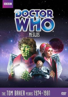 Doctor Who. Story 111, Meglos cover image