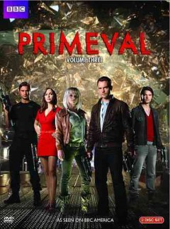 Primeval. Season 4 & 5 cover image