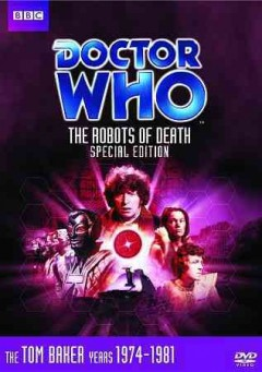 Doctor Who. Story 90, The robots of death cover image