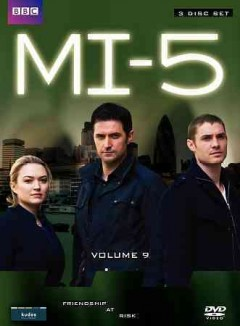 MI-5. Season 9 cover image