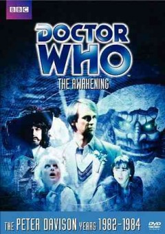 Doctor Who. Story 132, The awakening cover image