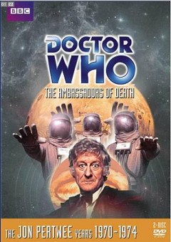 Doctor Who. Story 53, The ambassadors of death cover image