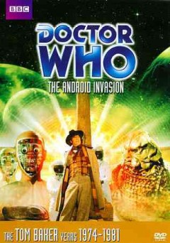Doctor Who. Story 83, The android invasion cover image