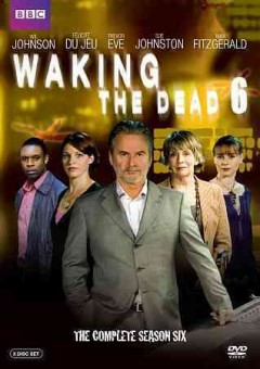 Waking the dead. Season 6 cover image
