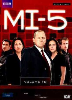 MI-5. Season 10, the final season cover image