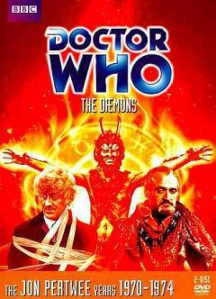 Doctor who. Story 59, The daemons cover image
