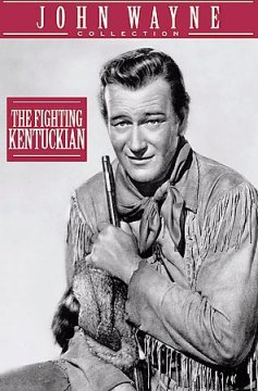 The fighting Kentuckian cover image