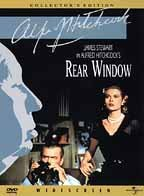 Alfred Hitchcock's Rear window cover image