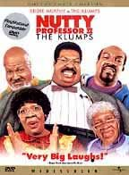 Nutty professor II the Klumps cover image