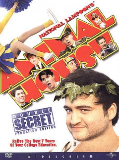 National Lampoon's Animal house cover image