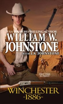 Winchester 1886 cover image