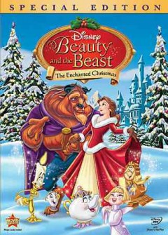 Beauty & the beast enchanted Christmas cover image