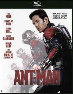 Ant-Man cover image