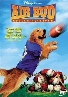 Air Bud Golden Receiver cover image