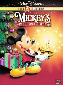 Mickey's once upon a Christmas cover image