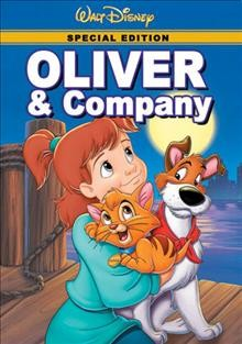 Oliver & company cover image