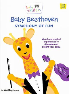 Baby Beethoven symphony of fun cover image
