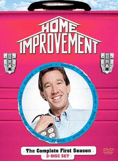 Home improvement. Season 1 cover image