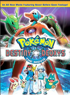 Pokémon. Destiny Deoxys cover image