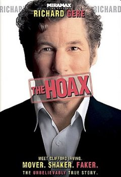 The hoax cover image