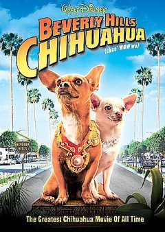 Beverly Hills chihuahua cover image