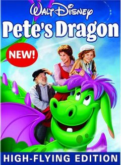 Pete's dragon cover image