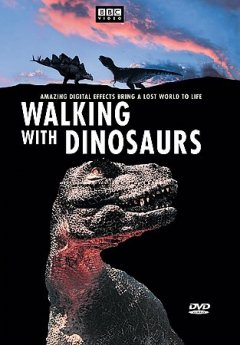 Walking with dinosaurs cover image