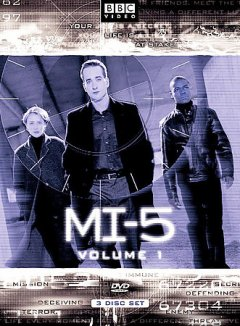 MI-5. Season 1 cover image