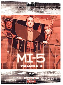 MI-5. Season 2 cover image