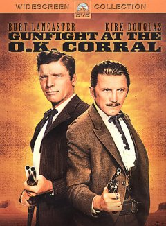 Gunfight at the O.K. Corral cover image