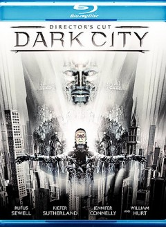 Dark city cover image