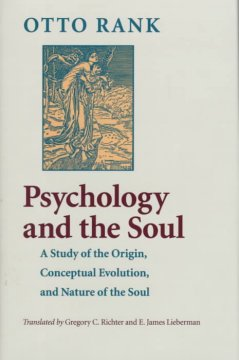 Psychology and the soul : a study of the origin, conceptual evolution, and nature of the soul cover image
