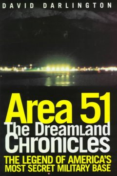 Area 51 : the dreamland chronicles cover image