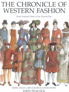 The chronicle of western fashion : from ancient times to the present day cover image
