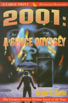 2001 a space odyssey cover image