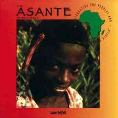 The Asante of West Africa cover image