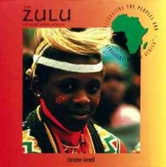 The Zulu of Southern Africa cover image