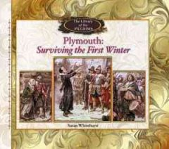 Plymouth : surviving the first winter cover image