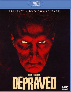Depraved [Blu-ray + DVD combo] cover image