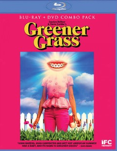 Greener Grass [Blu-ray + DVD combo] cover image