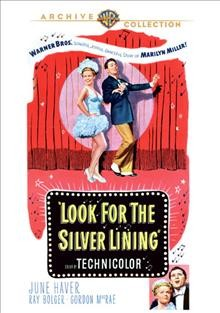 Look for the silver lining cover image