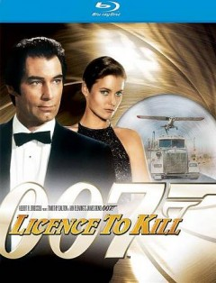 License to kill cover image