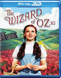 The Wizard of Oz [3D Blu-ray + Blu-ray combo] cover image