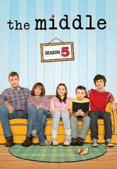The middle. Season 5 cover image