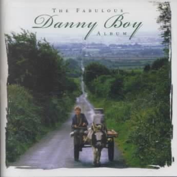 The fabulous Danny boy album cover image