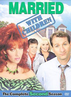 Married with children. Season 2 cover image
